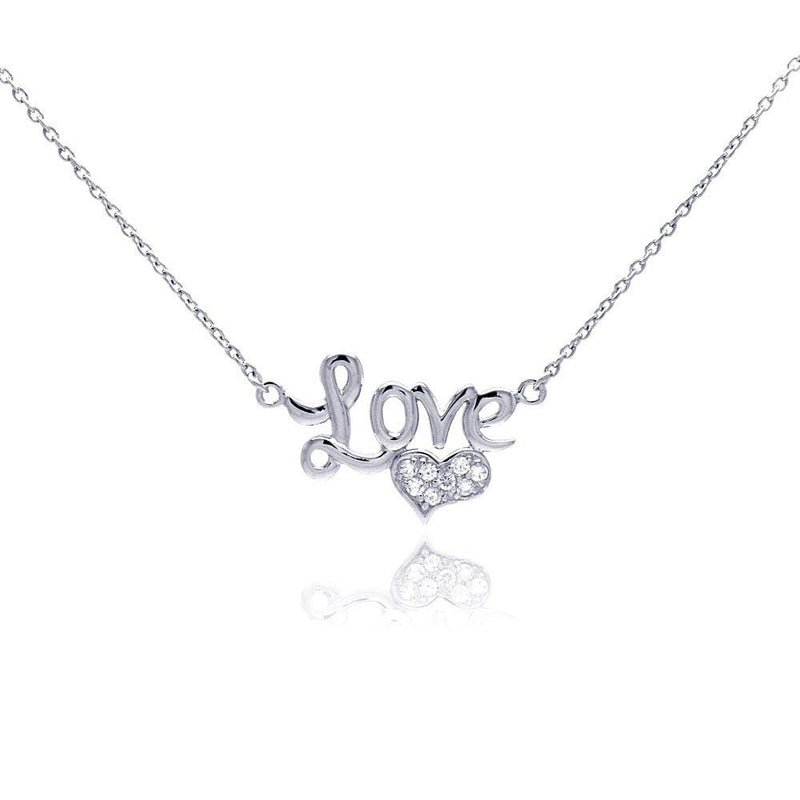 Amore Necklace - Jewelry Buzz Box