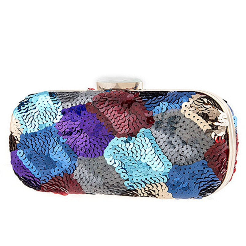 Prismatic Clutch Bag - Jewelry Buzz Box  - 2