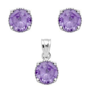 Alexandrite BirthStone Earring - Jewelry Buzz Box  - 2