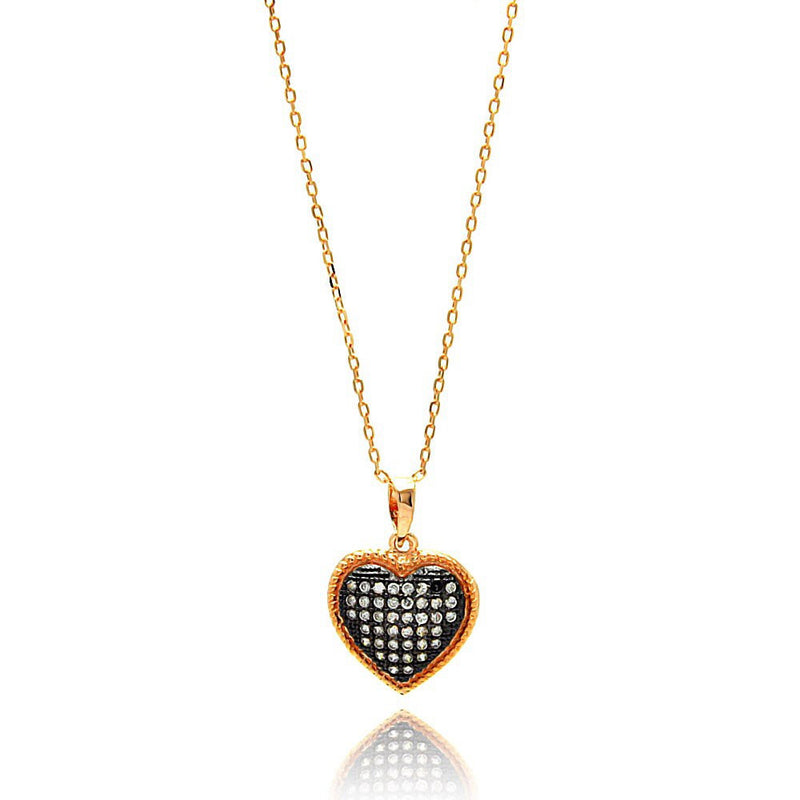 Gold Hearted - Jewelry Buzz Box