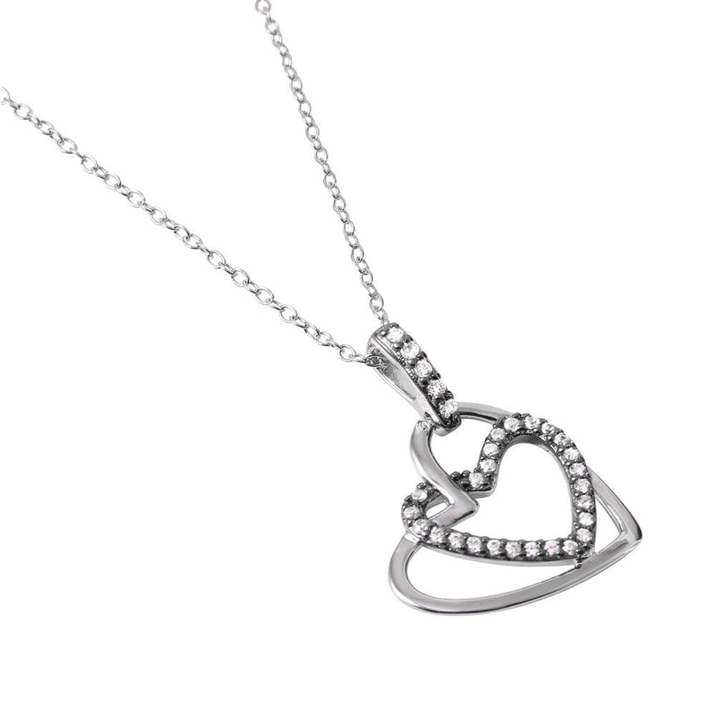 Dual Open Heart - Jewelry Buzz Box