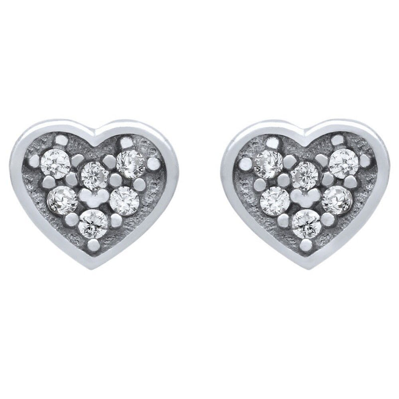 Breathtaking Heart Earrings - Jewelry Buzz Box  - 3