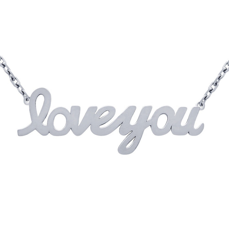 Infinite Love Necklace - Jewelry Buzz Box  - 3