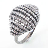 Croissant Ring - Jewelry Buzz Box  - 2