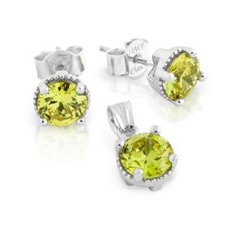 August BirthStone Earring - Jewelry Buzz Box