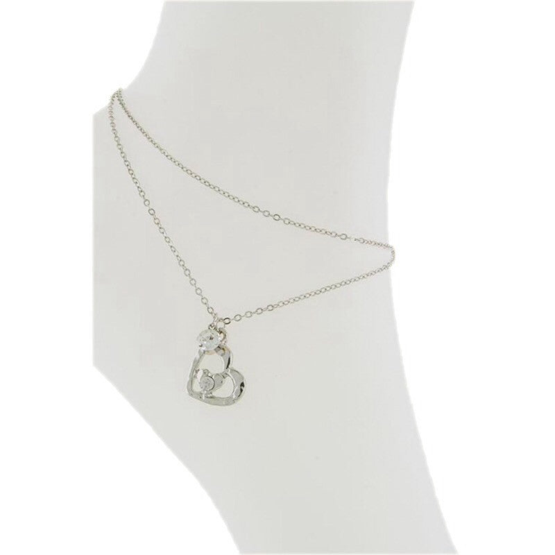 Thump Charm Anklet - Jewelry Buzz Box  - 2