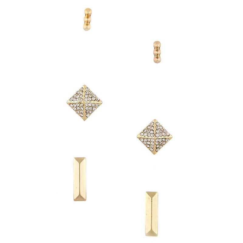 Lucent Earrings - Jewelry Buzz Box  - 1