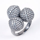 Ballsy Ring - Jewelry Buzz Box  - 2