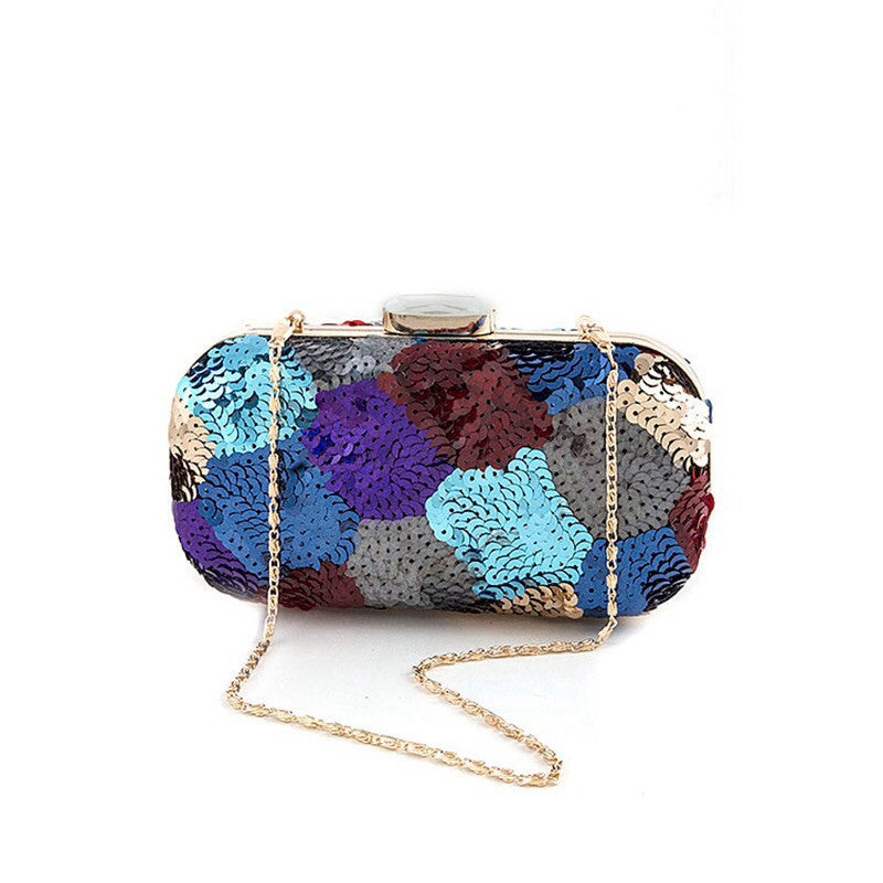 Prismatic Clutch Bag - Jewelry Buzz Box  - 5