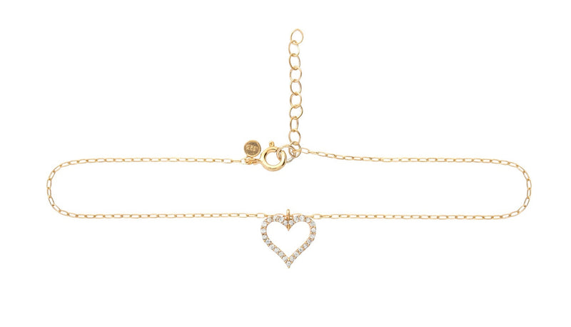 Passionate Heart Bracelet - Jewelry Buzz Box  - 2