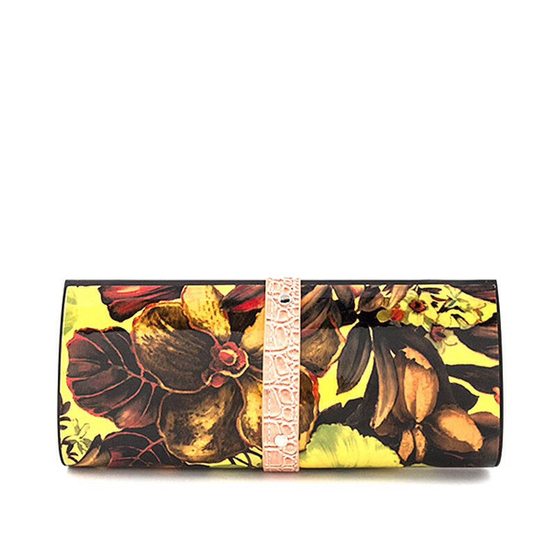 Hula Clutch - Jewelry Buzz Box  - 4