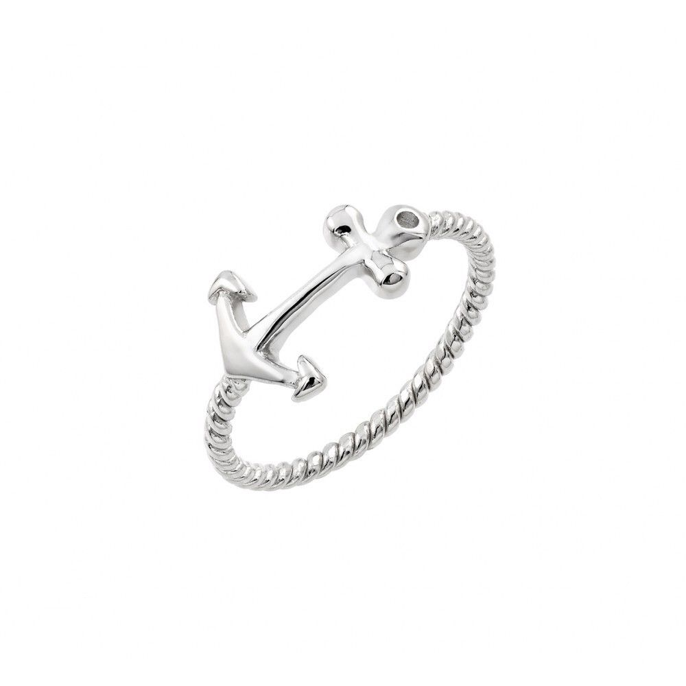 Anchor Ring - Jewelry Buzz Box