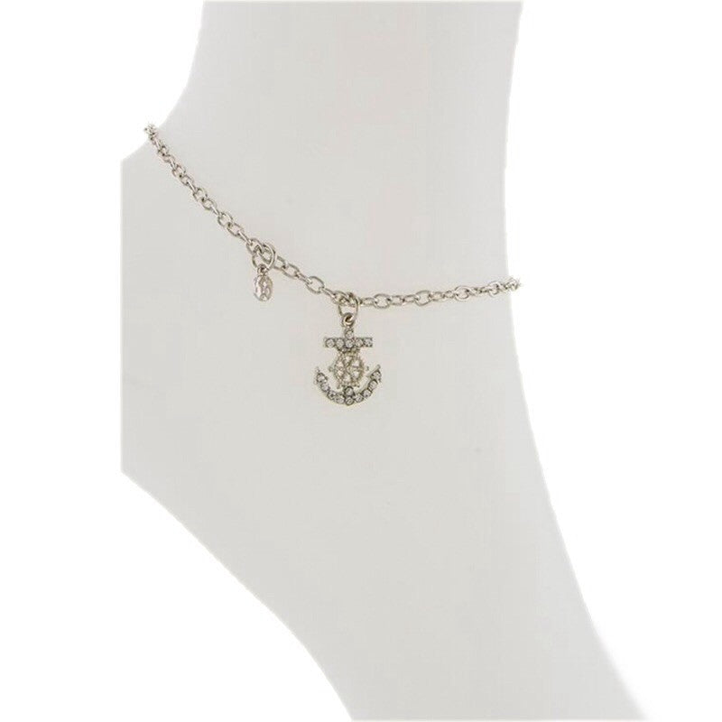 Pirate Princess Anchor Bracelet - Jewelry Buzz Box  - 1