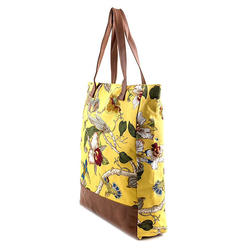 Orchid Tote Bag - Jewelry Buzz Box  - 2