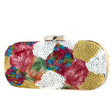 Prismatic Clutch Bag - Jewelry Buzz Box  - 4
