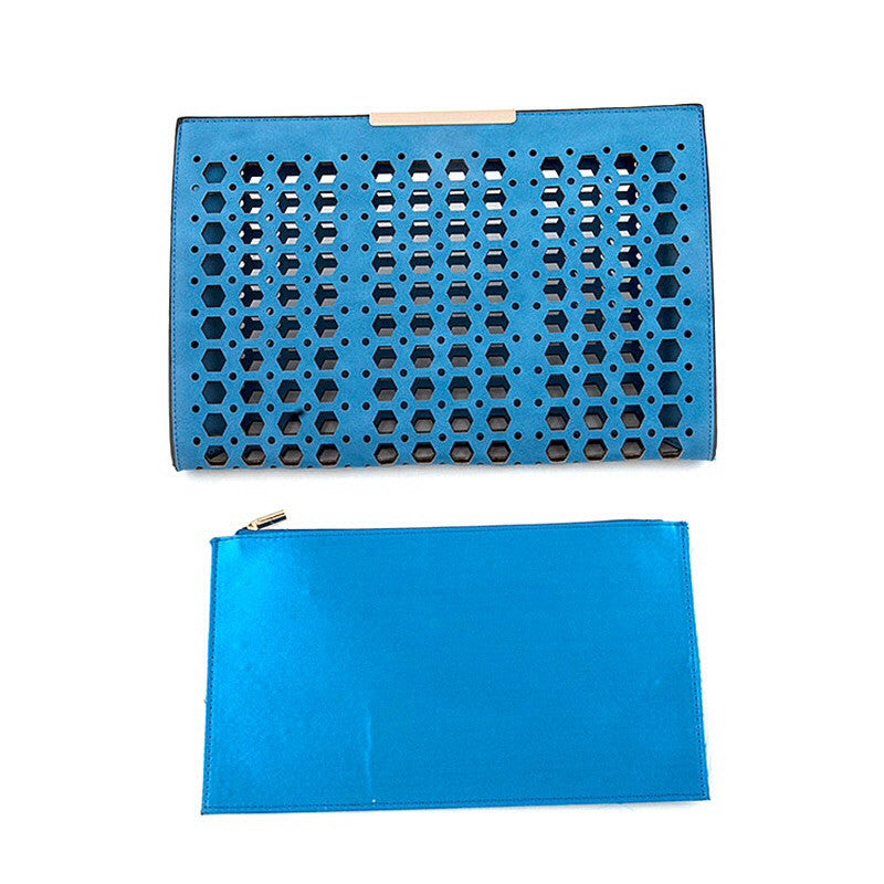 HoneyComb Clutch Bag - Jewelry Buzz Box  - 5
