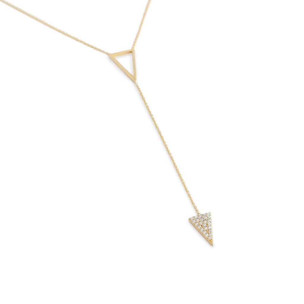 Acute Necklace - Jewelry Buzz Box  - 2