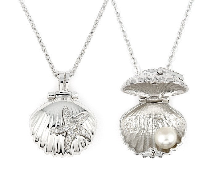 Sea Shell Necklace - Jewelry Buzz Box  - 2