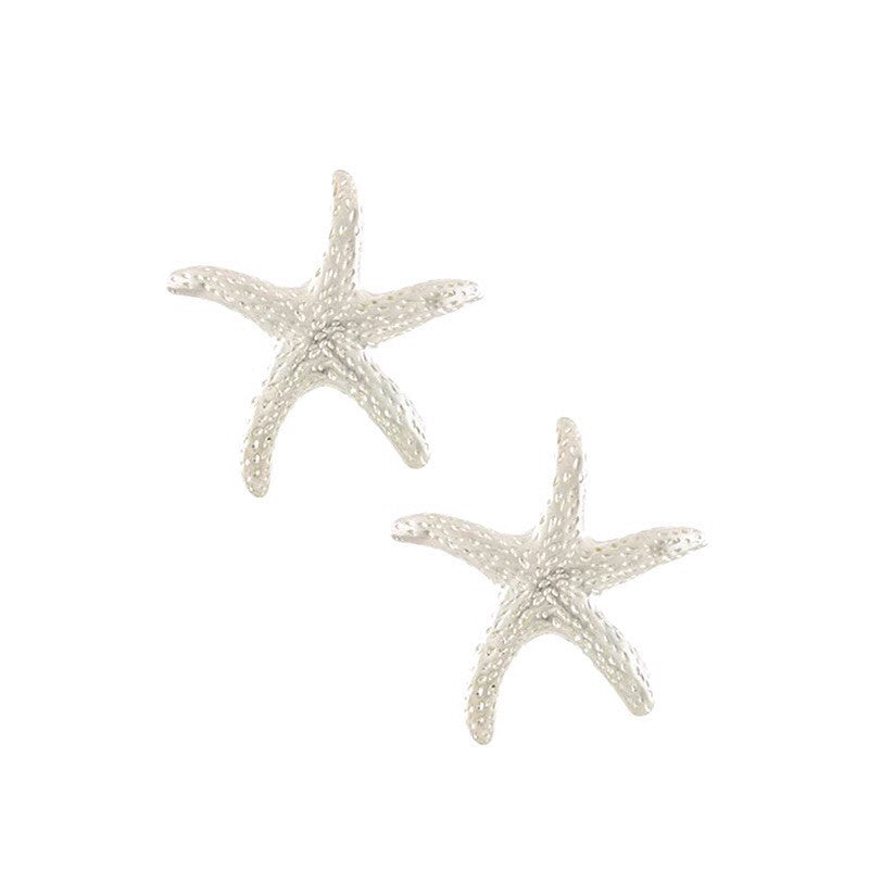 Ninja Starfish Earrings - Jewelry Buzz Box  - 2