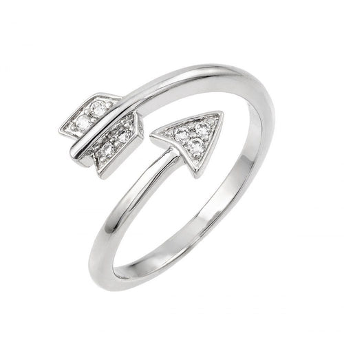 Arrow Ring - Jewelry Buzz Box
