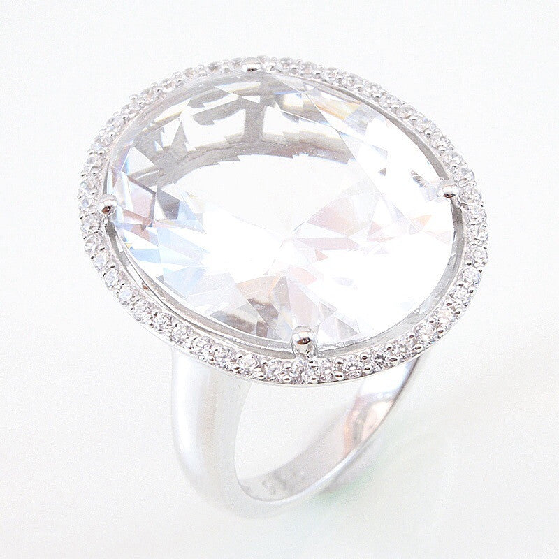 Crystal Ball Ring - Jewelry Buzz Box  - 2