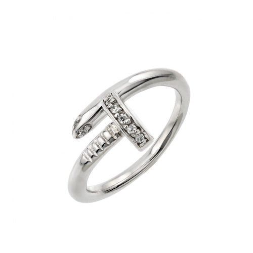 Nailed Ring - Jewelry Buzz Box  - 1