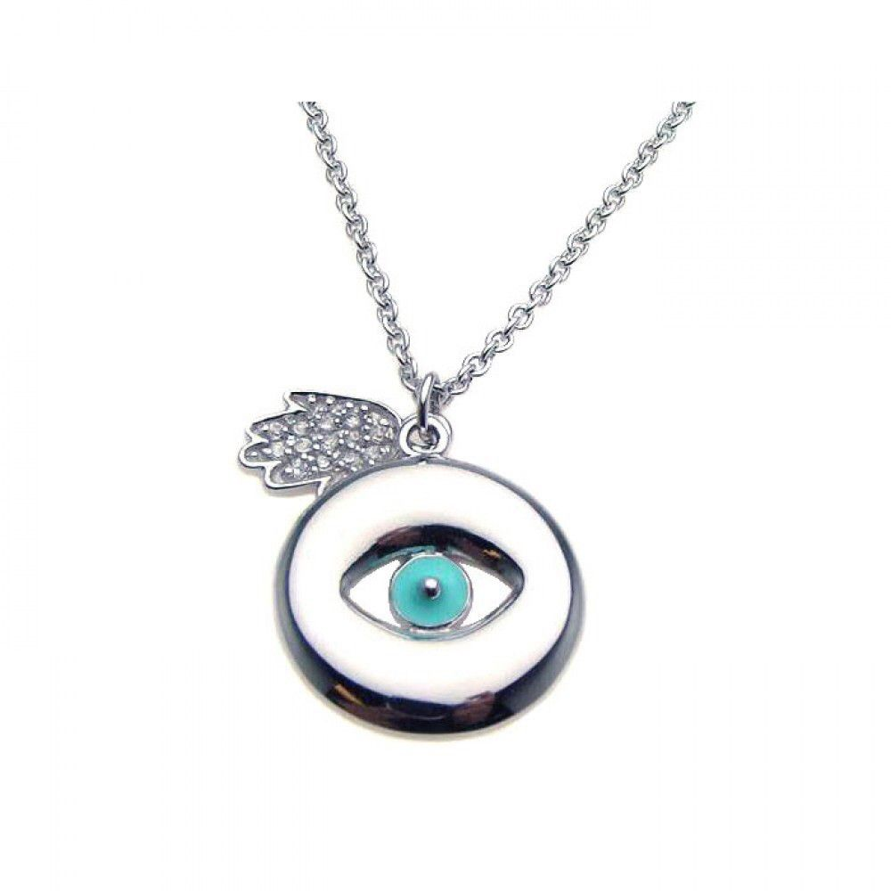 All Seeing Necklace - Jewelry Buzz Box