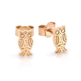 Hoot Earrings - Jewelry Buzz Box  - 2