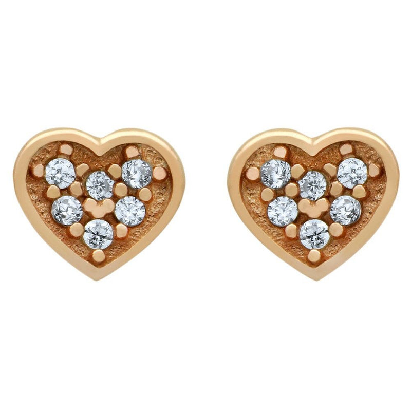 Breathtaking Heart Earrings - Jewelry Buzz Box  - 2