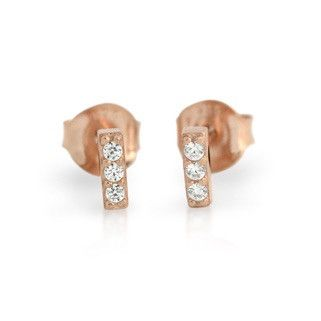 Bar Stud Earrings - Jewelry Buzz Box  - 5