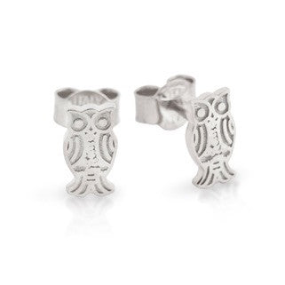 Hoot Earrings - Jewelry Buzz Box  - 3