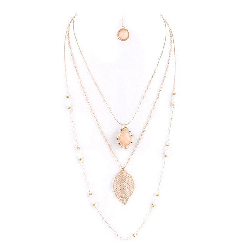 Illuminating Necklace - Jewelry Buzz Box  - 1