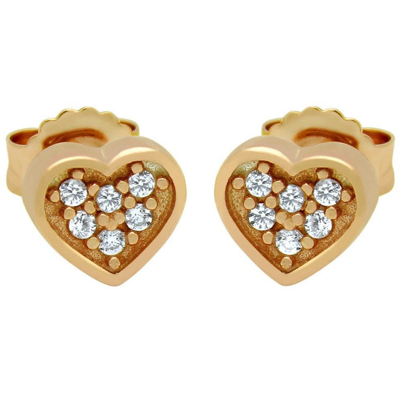 Breathtaking Heart Earrings - Jewelry Buzz Box  - 6