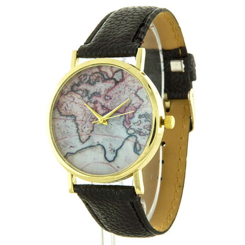 Abstract Watch