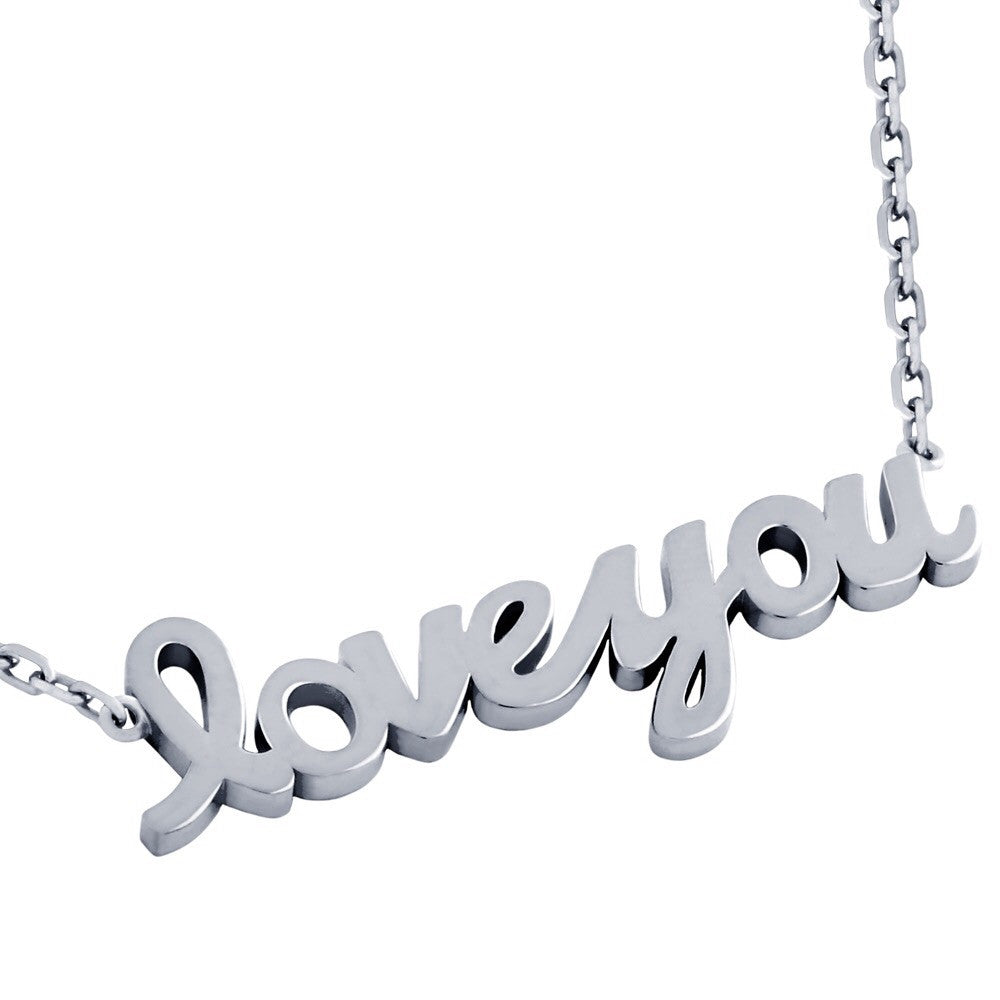 Infinite Love Necklace - Jewelry Buzz Box  - 5