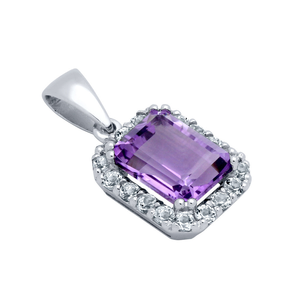 Amazing Amethyst Pendant - Jewelry Buzz Box  - 2