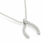 Wishbone Necklace - Jewelry Buzz Box  - 2
