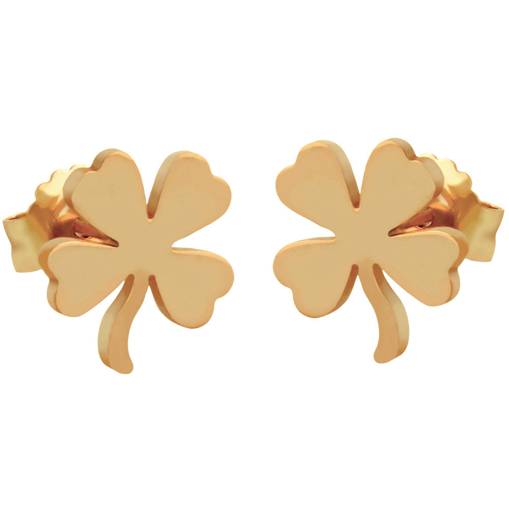 Clover Earrings - Jewelry Buzz Box  - 6