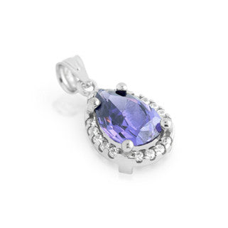 Superior Teardrop Pendant - Jewelry Buzz Box  - 2