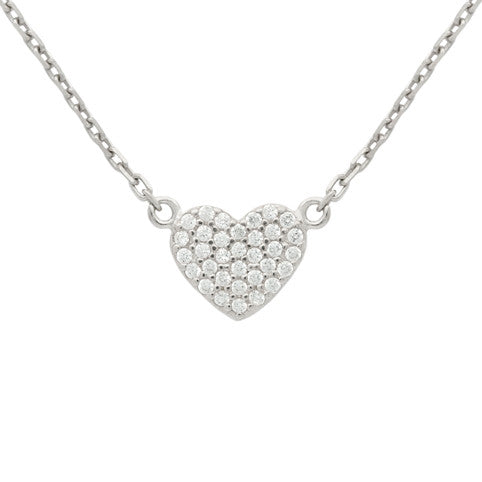 Honey Heart Necklace - Jewelry Buzz Box  - 1