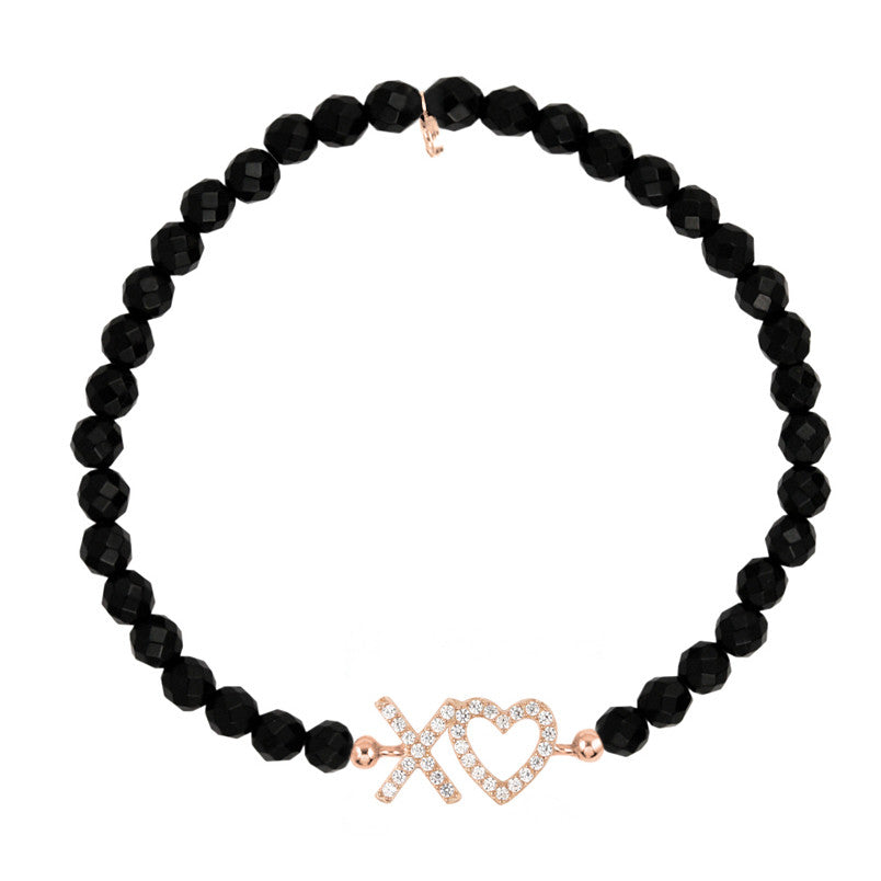 Hugs an Kisses Bracelet - Jewelry Buzz Box  - 1