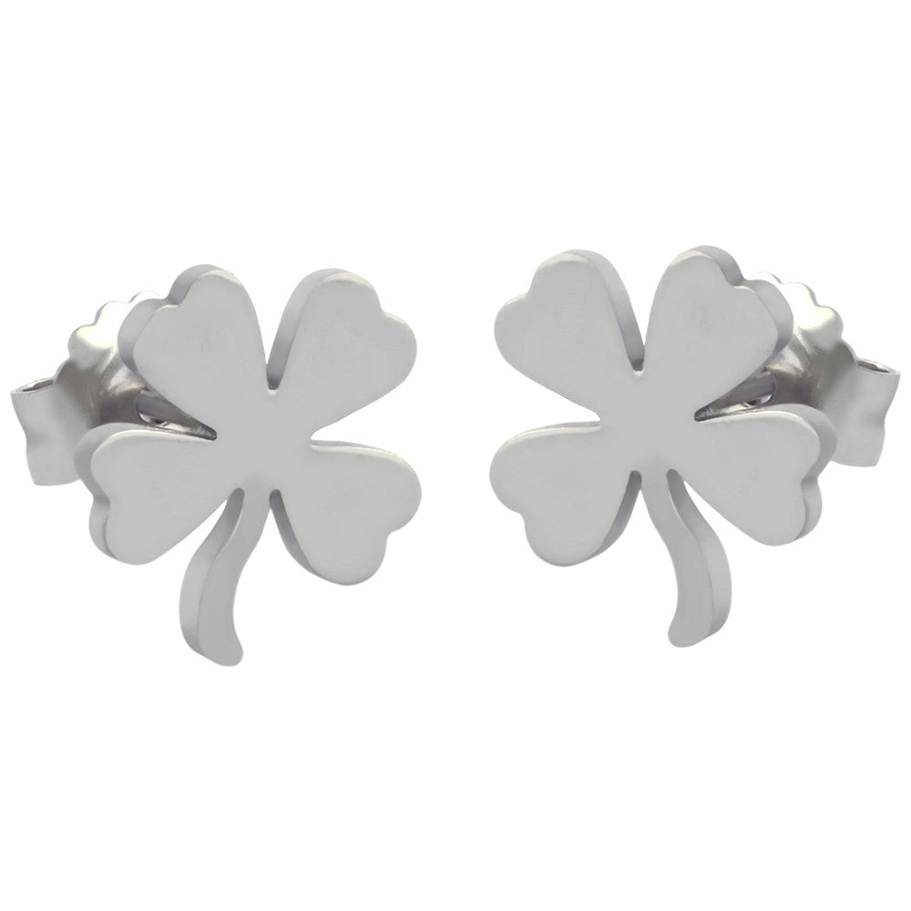 Clover Earrings - Jewelry Buzz Box  - 4