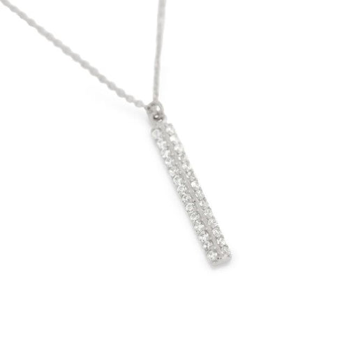 Bar Babe Necklace - Jewelry Buzz Box  - 2