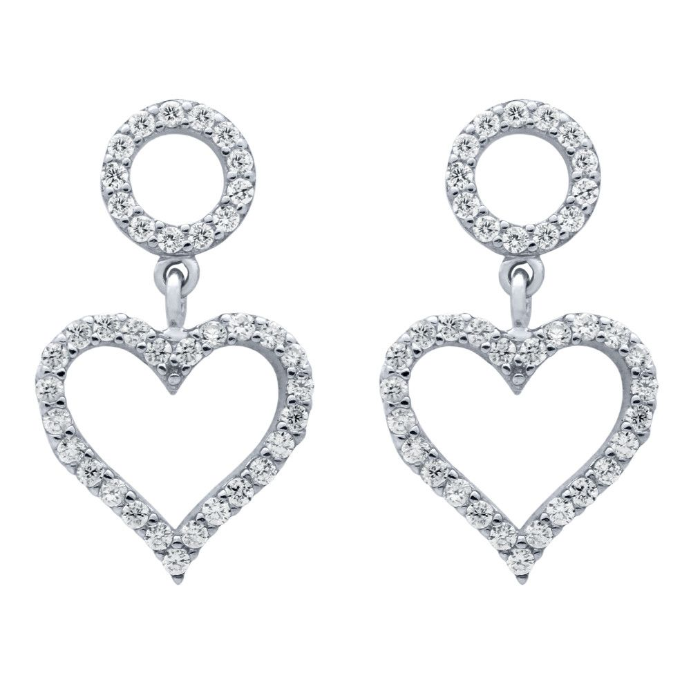 Absolutely Loved Earrings - Jewelry Buzz Box  - 1