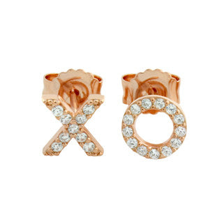 XO Earrings - Jewelry Buzz Box  - 2