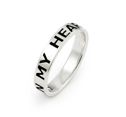 Forever In My Heart Ring - Jewelry Buzz Box  - 1