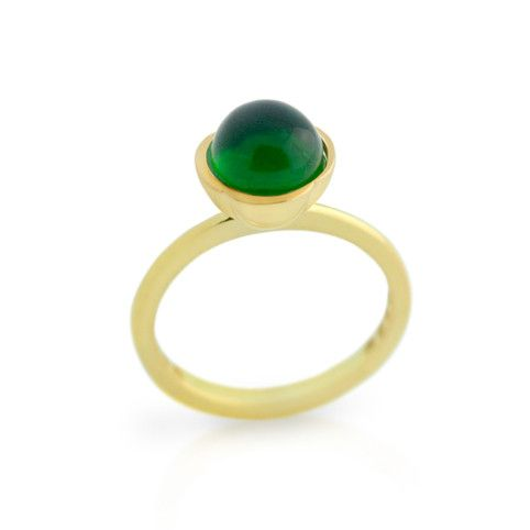 Cabochon Ring - Jewelry Buzz Box  - 5
