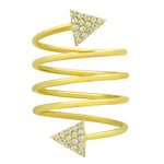 Direction Spring Ring - Jewelry Buzz Box  - 4