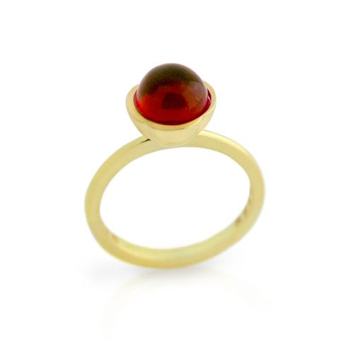 Cabochon Ring - Jewelry Buzz Box  - 4