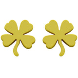 Clover Earrings - Jewelry Buzz Box  - 1